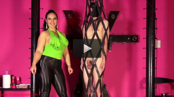 Mistress Ezada Speed Milking