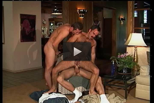 Amazing Boys In Anal Party