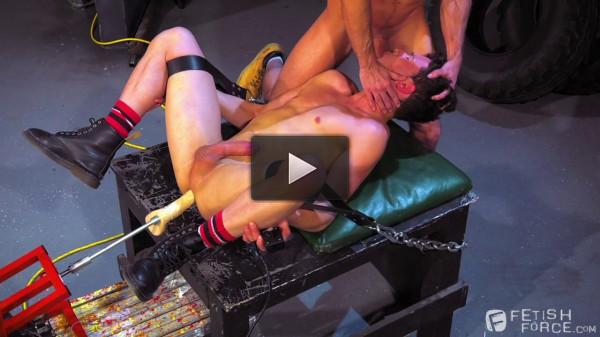 Lance Hart fucks Micky Mackenzie's asshole (720p)