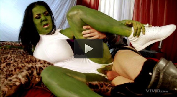 Avengers XXX — A Porn Parody Video 02