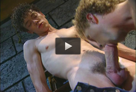 Gang Bang Alley - Cody Foster, John Robertson (1992) (mirror, tiny, young)