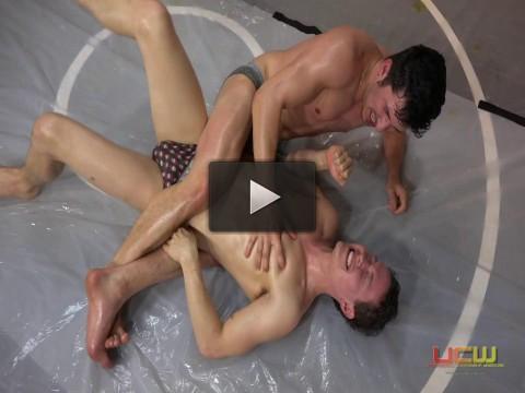 UCWrestling — Shane Saunders vs Diego Valentino