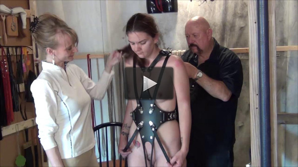 TB — Blind Harnessed Bitted Part 3