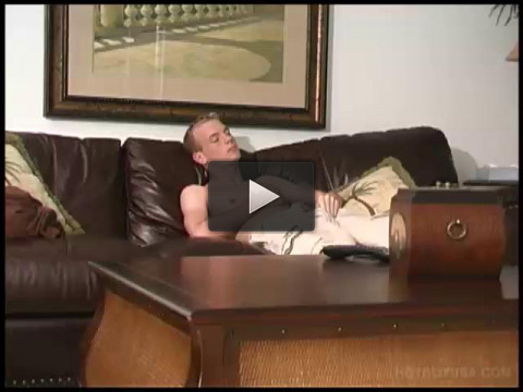 Trae Spencer Solo (big dick, bottom boy, young man, porn video)
