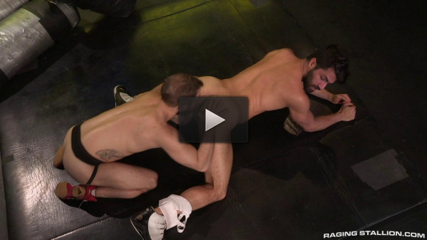 Cock Fight! Match 2 - Shawn Wolfe & Adam Ramzi
