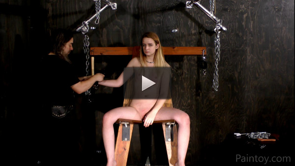 PainToy — Jessica K — Thigh Abuse