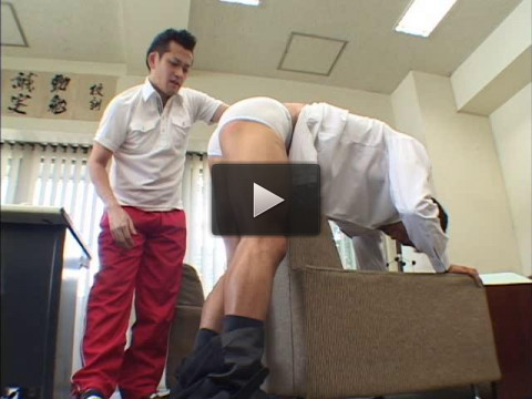 Red Buttocks Academy — Year 3 Spa Team! — Mr. Hot Butt — Hardcore, HD, Asian