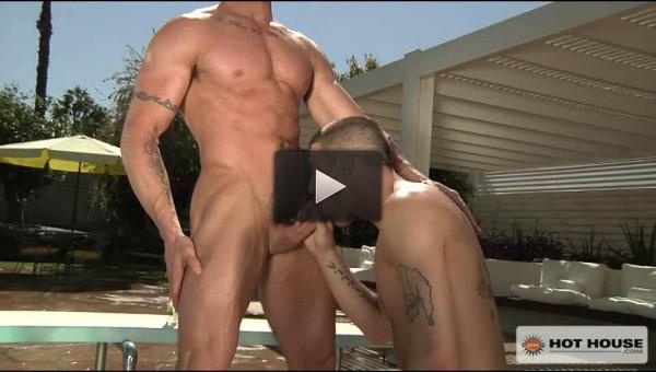 Huge Trunks Destroy Hot Sluts