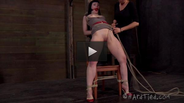 Hardtied — Feb 20, 2013 - Caned and Trained — Katharine Cane