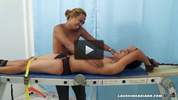 Tickling Jojo (asian boy, first, cute, asian twink)