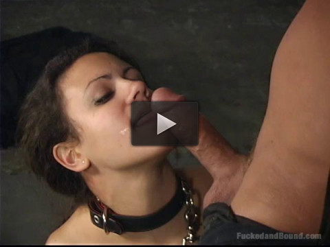 First On-Camera Fucking Ever — Only Pain HD