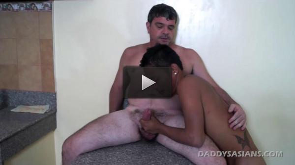 Daddy Fucks Javey
