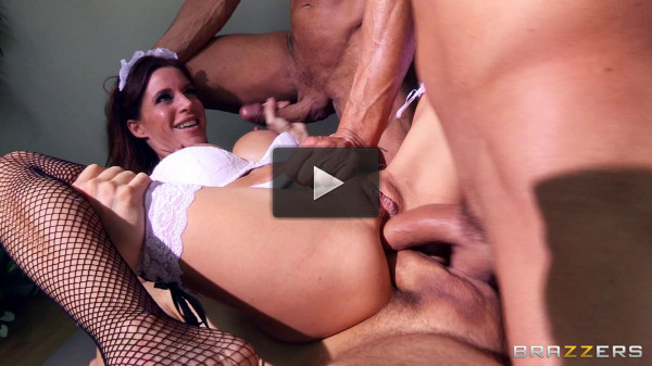 Her Naughty Game With A Few Guys