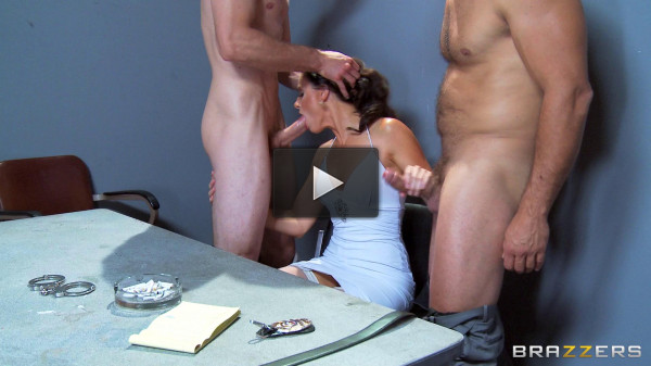 A Professional Sex Performer With Two Detectives