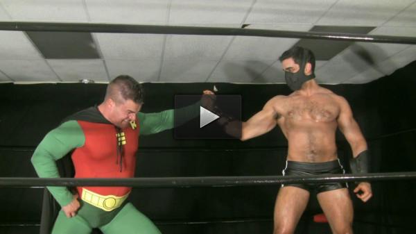 Muscle Domination Wrestling – S11E06 – Super Men Season 3 Episode 4