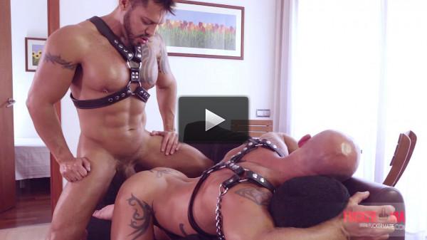 Viktor Rom and Aymeric Deville (Bareback)