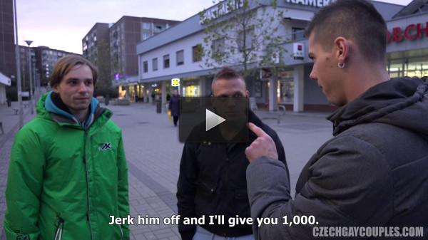 Czech Gay Couples part 1