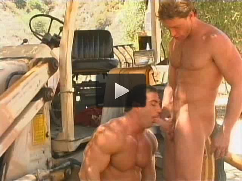 Muscle Cowboys In Hardcore Fucking