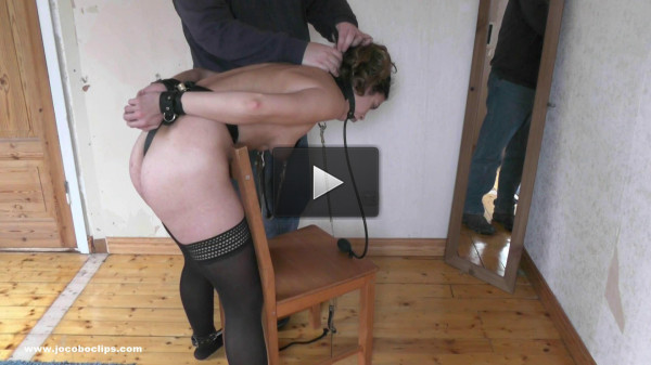 An Obedient Slavegirl