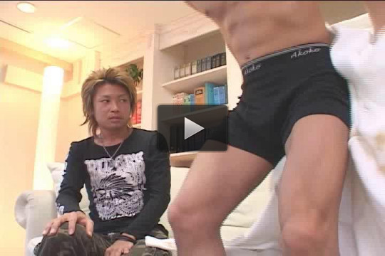 BBB Bulging Boner Boyz Gin Gin — Hardcore, HD, Asian