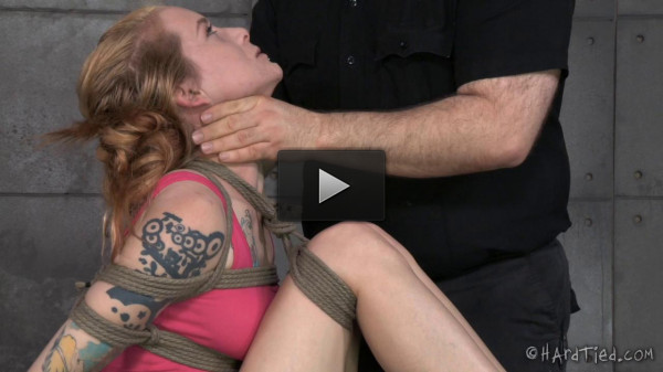 O.T. Teaches Jeze Belle a Lesson On Pussy Torture.