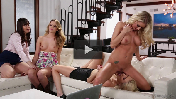 Dana DeArmond, Kenna James, Cadence Lux, Katie Morgan — Meet The Moms FullHD 1080p