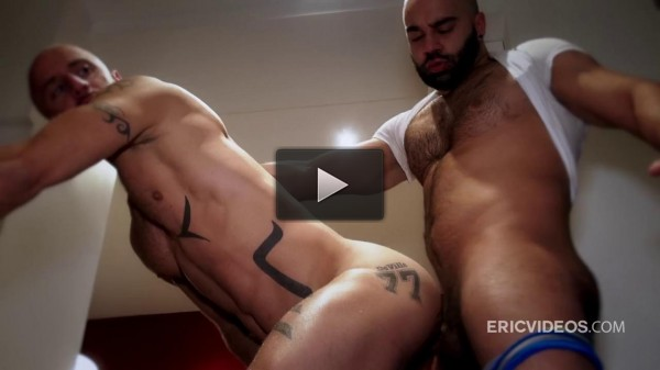 EricVideos — Aymeric Deville Gets Filled By An Italian Stallion