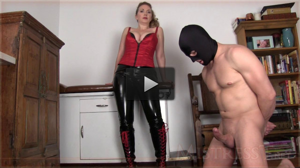 Mistress T – Cum Smashed Out Of His Balls