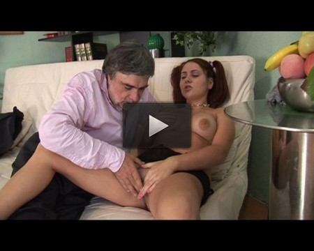 Sweet pussy For a strange daddy, scene 2