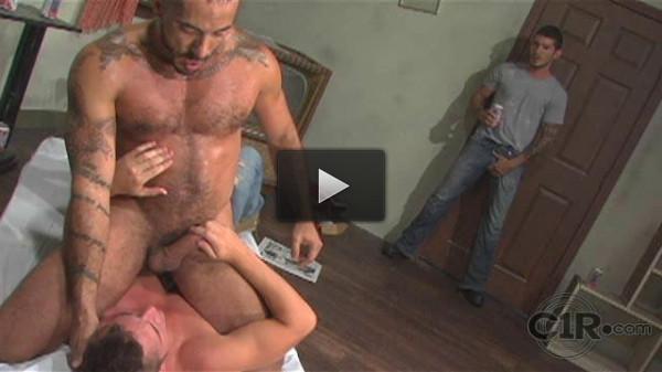 Brutal Firemen Orgy
