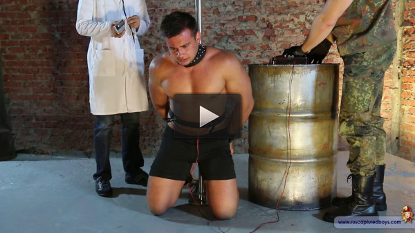 Pain Experiment with Athlete Final Part (2016) (pain, homo male, new, spa)