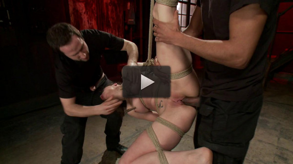 French Anal Whore Double Teamed — Only Pain HD