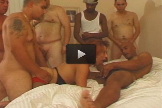 6 Guys And A Tranny