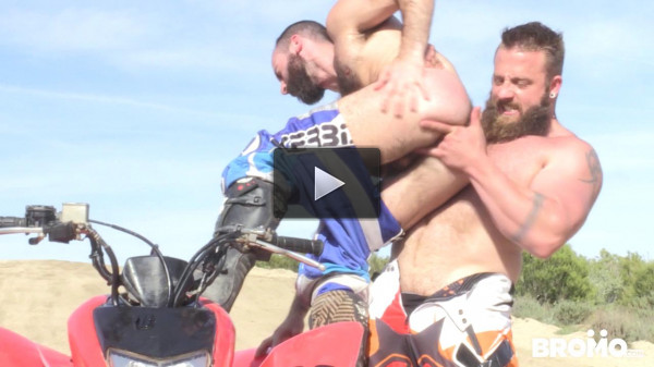Aaron Bruiser and Stephen Harte — Dirty Rider