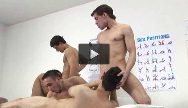 Raw Gangbang Therapy.