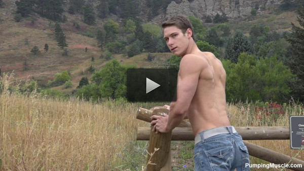 PumpingMuscle Daniel D Photo Shoot 2 (720p)