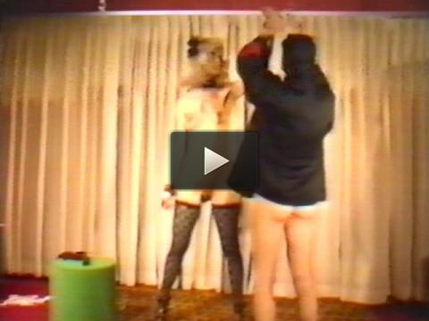 Slavesex 06 Needles & Nails Lesbian Violation Of Sissy