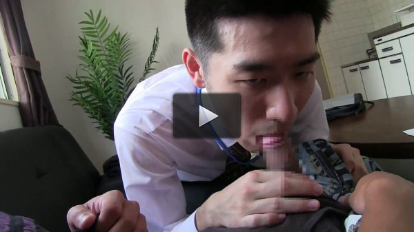 young men blowjob homosexual chat gay pussy (Salarymen's Lusty Love).