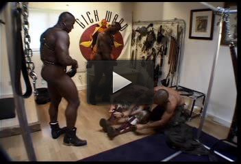Interracial Revenge Orgy