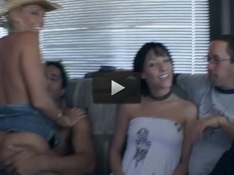 Cute Sluts Getting Stuffed In The Bang Van