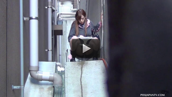 Piss Japan TV Outdoor Pissers 21