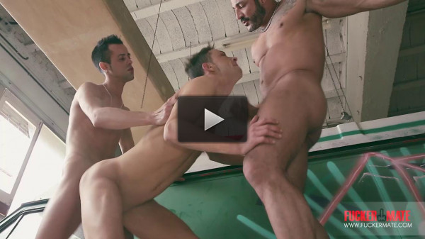 Max Toro, Adam and Javi (Bareback)