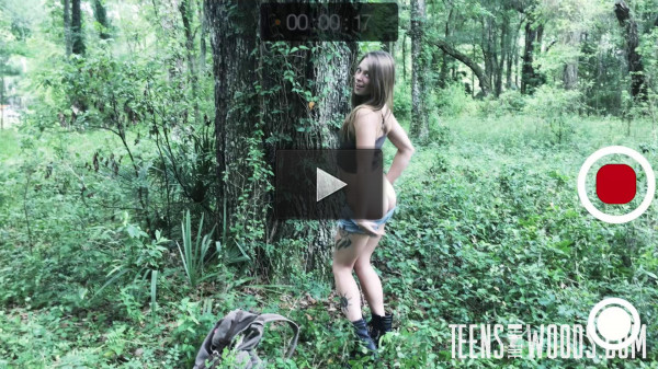 Teensinthewoods — Jul 19, 2016 - Kirsten Lee Wood Nympho