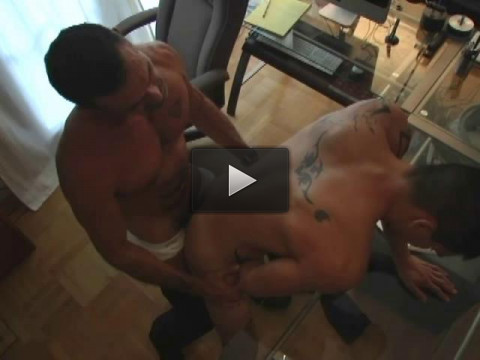 Red Stag — Trigger Men — Big Swinging Dicks