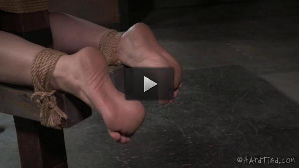 Freya French — Bondage Kitty