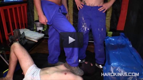 Hard Kinks — Adrien Yuyu, Dany Romeo