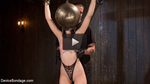 Fresh Meat — Charlotte Sartre Suffers and Orgasms in Bondage