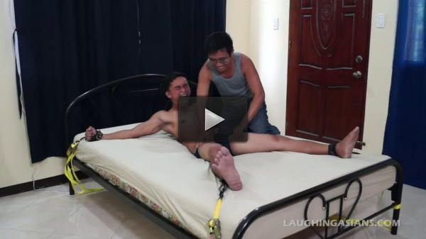 Hot Diego Tied And Tickled (get enough, video, super hot, take turns)