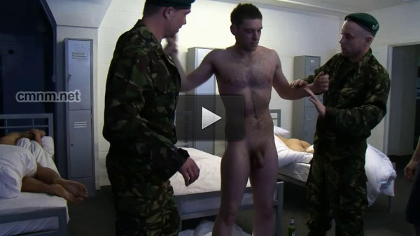CMNM — Army Late Night Squaddies 69