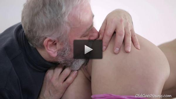 Grandpa Fucks Attractive Blonde
